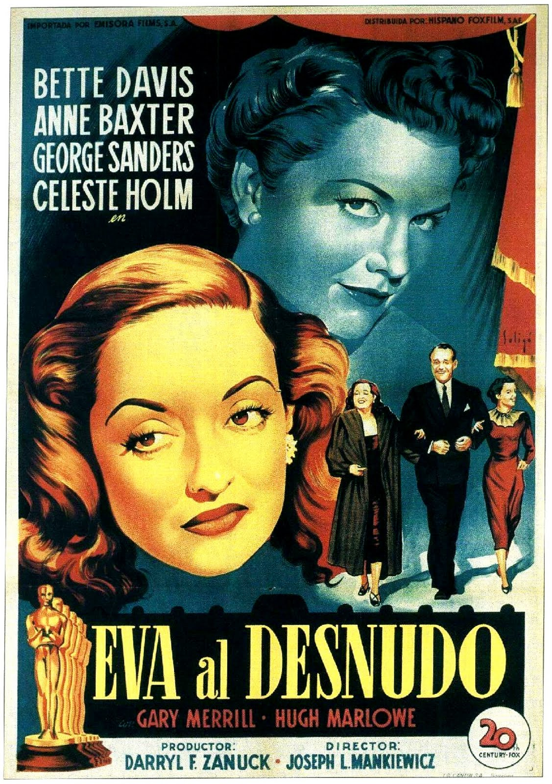 ENCUESTA METACINEMATOGRÁFICA. CINE DENTRO DEL CINE. 1950_eva_al_desnudo_-_all_about_eve_-_esp