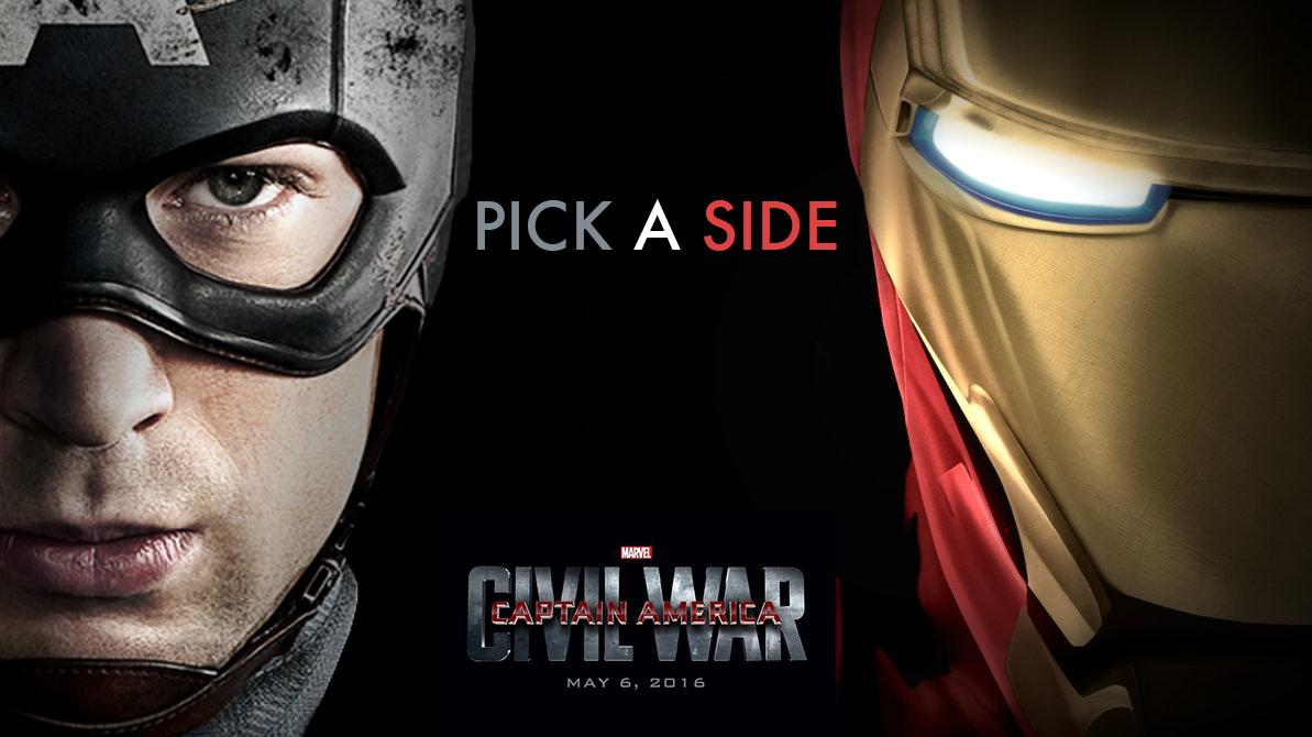 Capitán América: Civil War 03