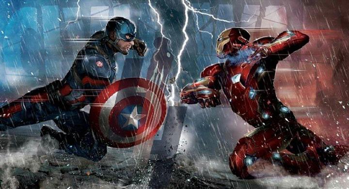 Capitán América: Civil War 01