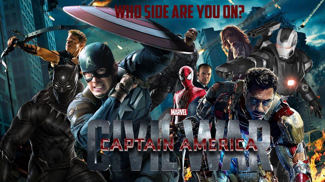 Capitán América: Civil War 05