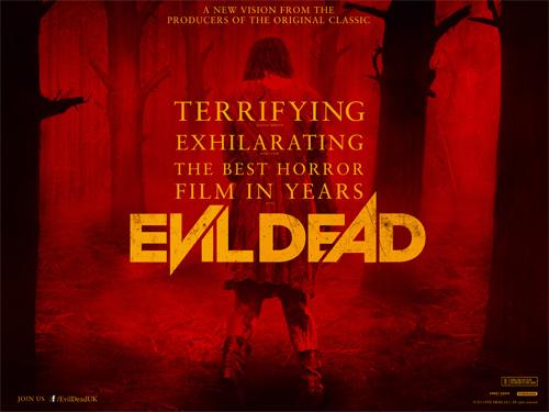 Evil Dead Banner