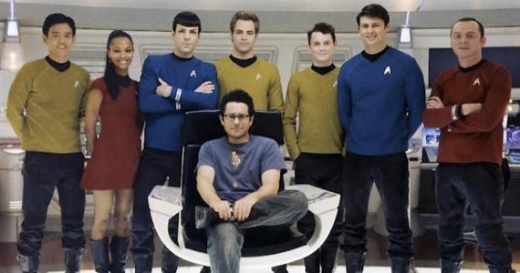 Star Trek Noticias En Serie