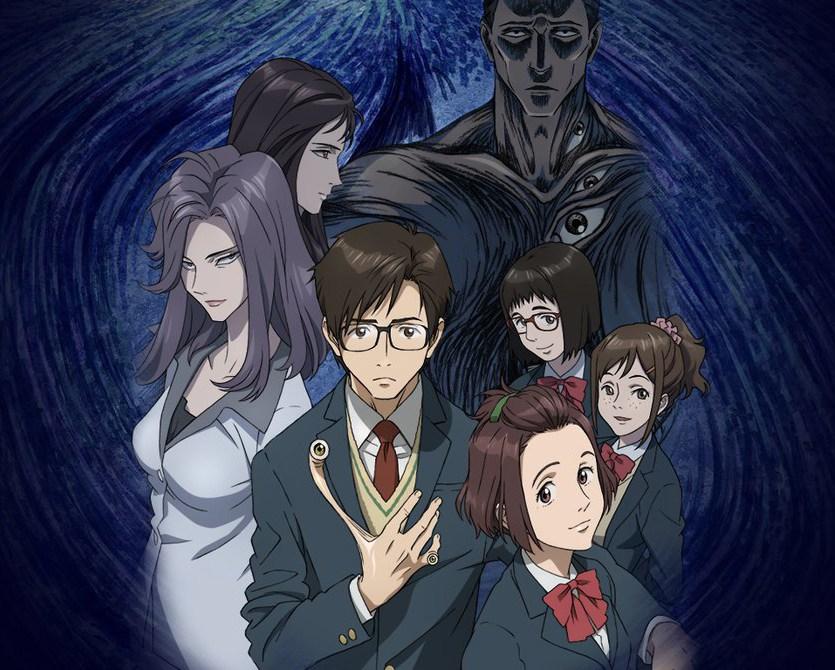 Parasyte series anime