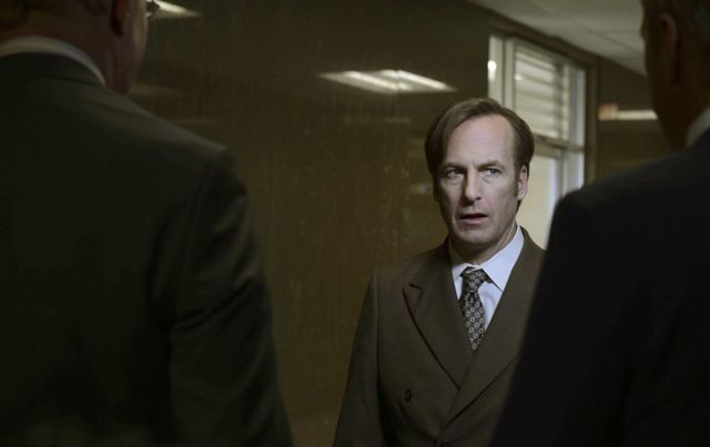 Bob Odenkirk como Jimmy McGill - Better Call Saul Segunda Temporada