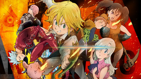 seven deadly sins series anime