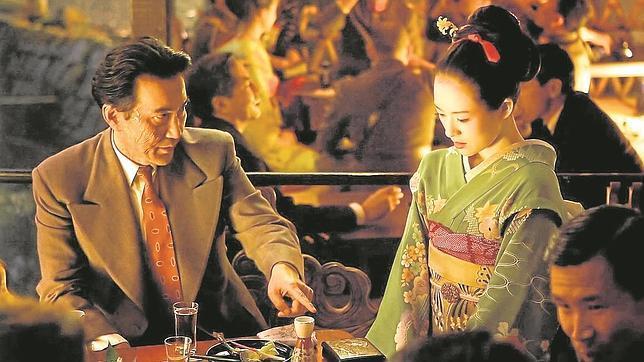 Memorias de una Geisha 02