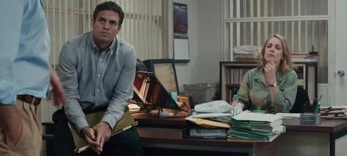 Mark Ruffalo y Rachel McAdams están nominados al Oscar a Mejor Actor y Actriz, respectivamente, secundario