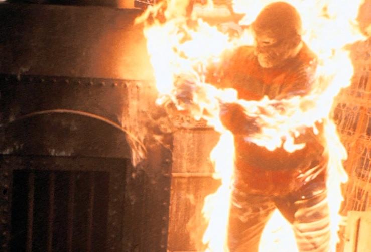 Freddy Fire