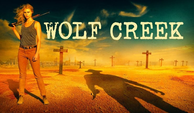 Wolf Creek 1x05 Espa&ntildeol Disponible