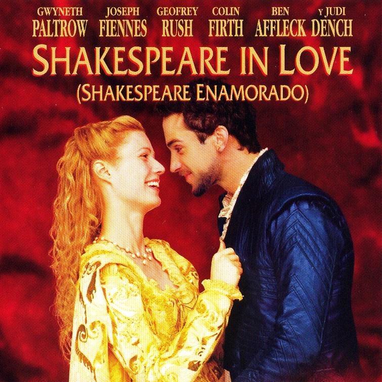 Citaten Shakespeare Love : Crítica de shakespeare in love noticias en serie