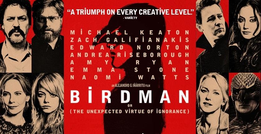Crítica de Birdman (2014)
