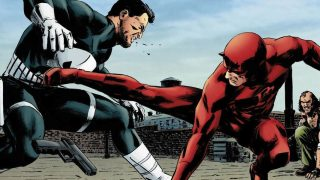 Daredevil and The Punisher