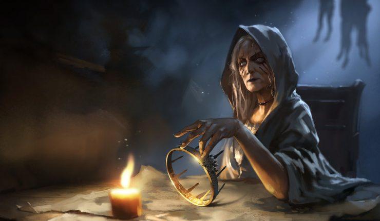 lady corazón de piedra