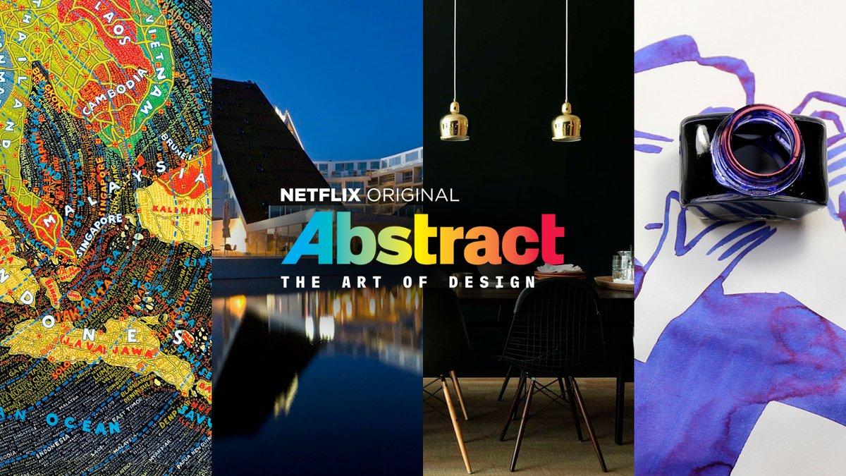 Netflix estrena mañana Abstract: The Art of Design ...