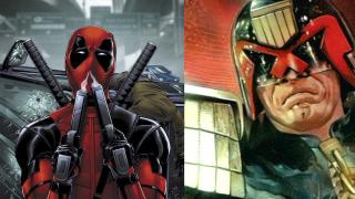 Deadpool y Juez Dredd