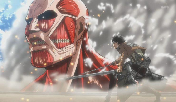 Resultado de imagen de ataque a los titanes tercera temporada