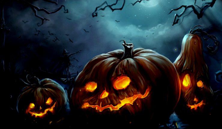 Halloween pelis frikis
