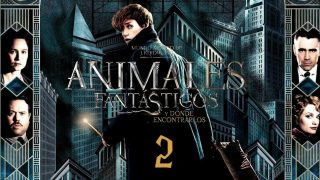 Animales Fantásticos Crimenes Grindewald