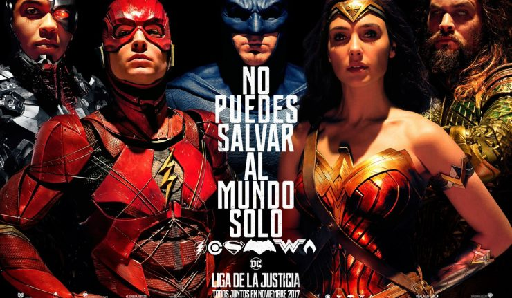 Liga de la justicia Justice League