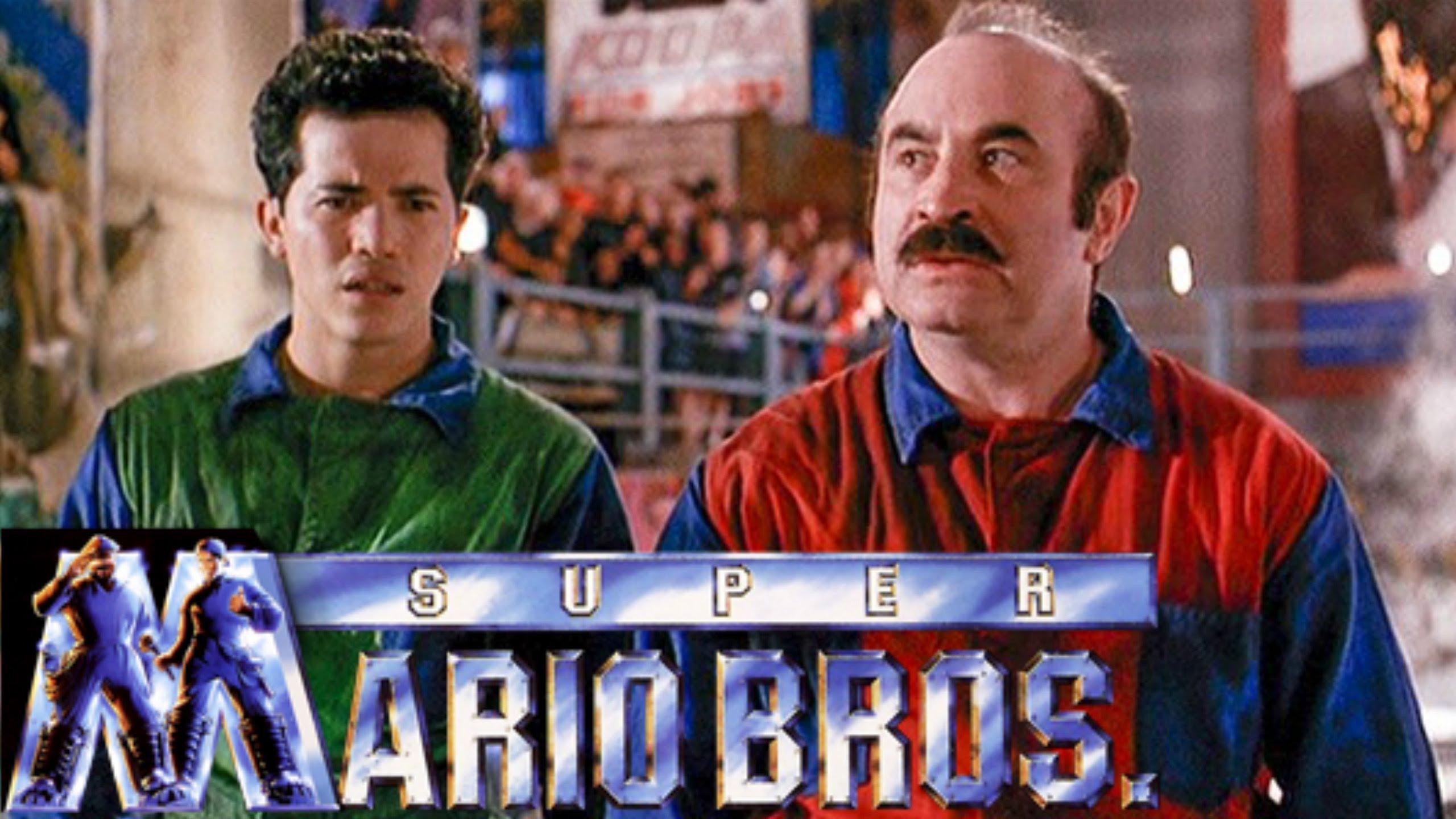 Mario Bros Old