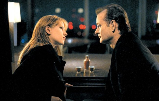 Johansson, Lost in Translation