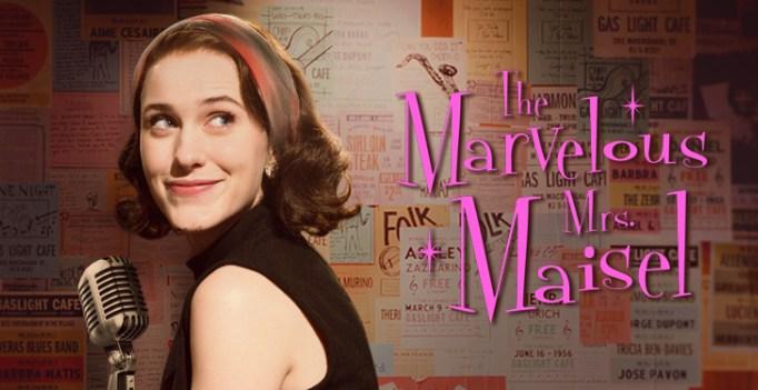 The Marvelous Mrs. Maisel amazon prime video series
