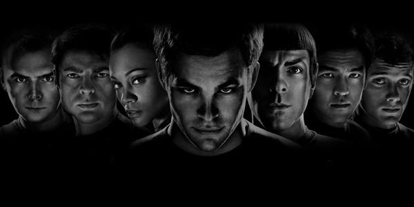 Elenco del reboot de Star Trek.