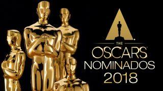 Premios Oscars 2018 Oscar
