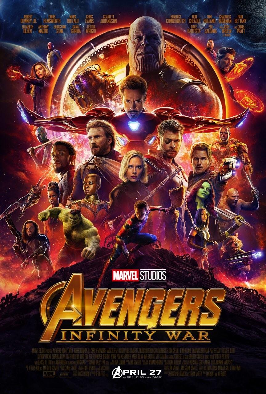 Vengadores: Infinity War 2