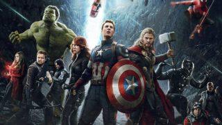 Vengadores: Infinity War 1
