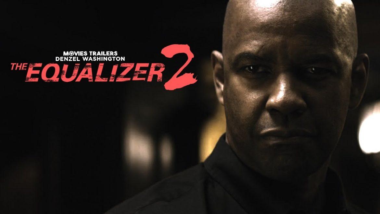 The Equalizer 2 - portada