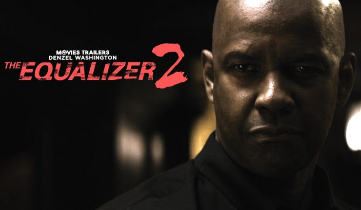 The Equalizer 2 - portada