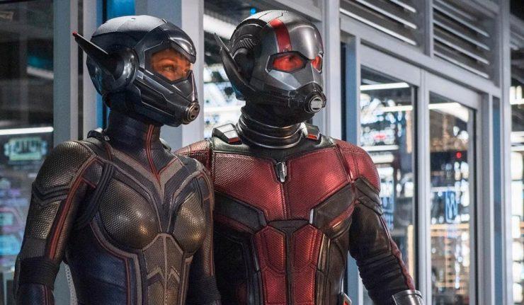 Ant-Man- La avispa -trailer