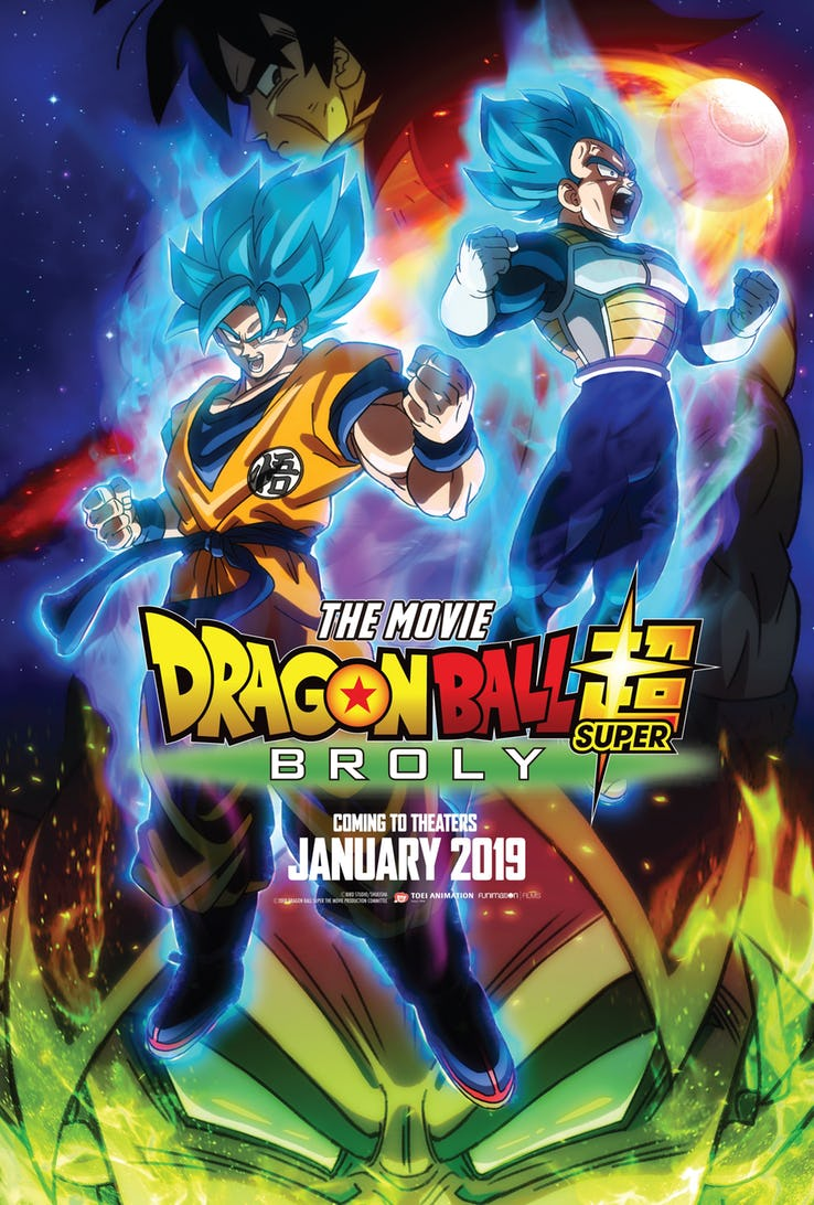 Dragon Ball Super: Broly 03