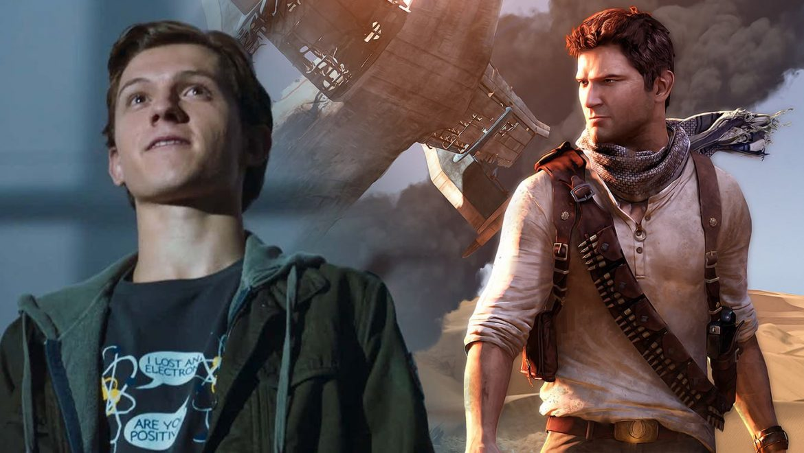 Tom-Holland-Nathan-Drake-Uncharted