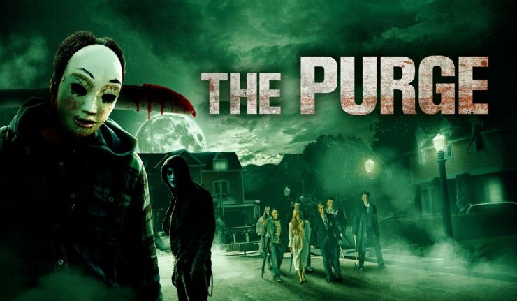 Resultado de imagen de The Purge serie