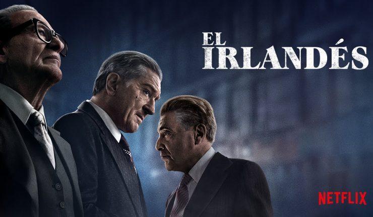 Scorsese y Netflix